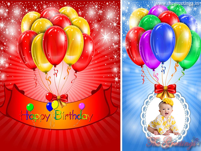 birthday wishes cards for baby