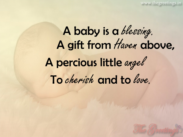 new born baby sayings beautiful baby quotes