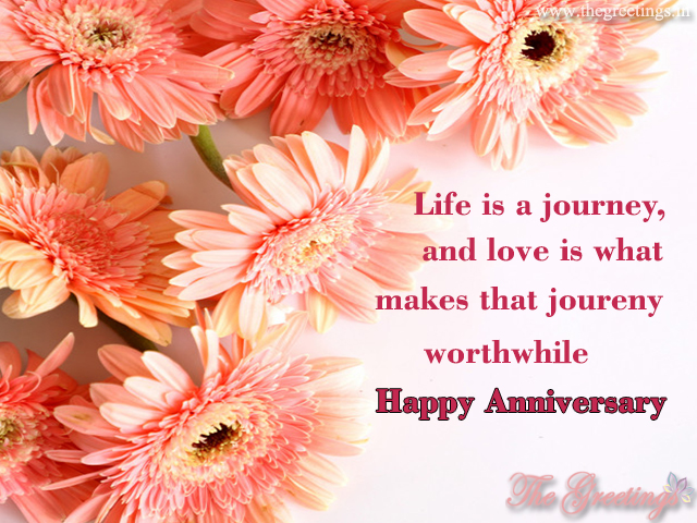 each anniversary moment