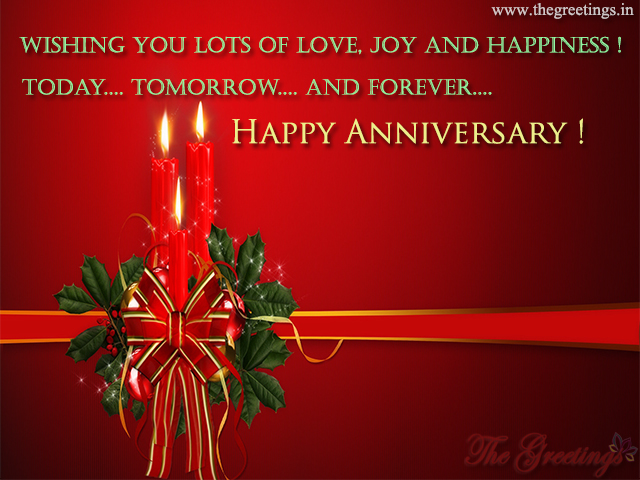 anniversary this lovley day