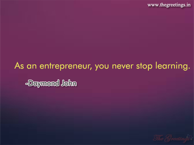 innovation and entrepreneur sayings