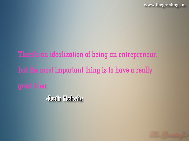 great entrepreneur ideas