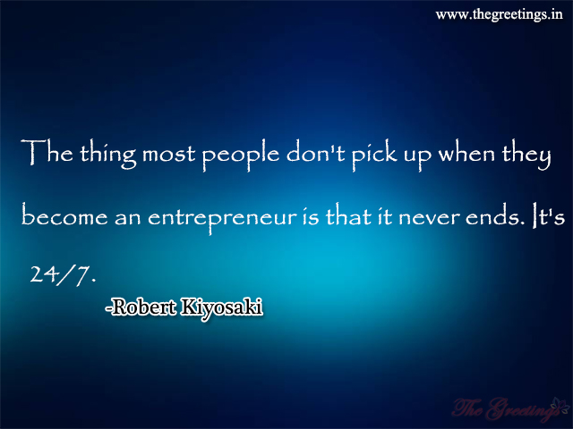 entrepreneur quote