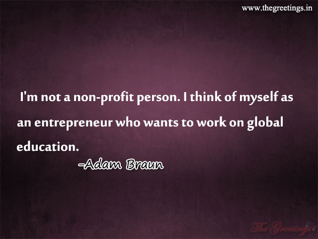 entrepreneur education quotes
