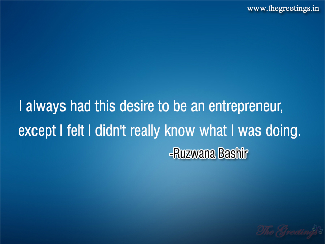 entrepreneur except quotes