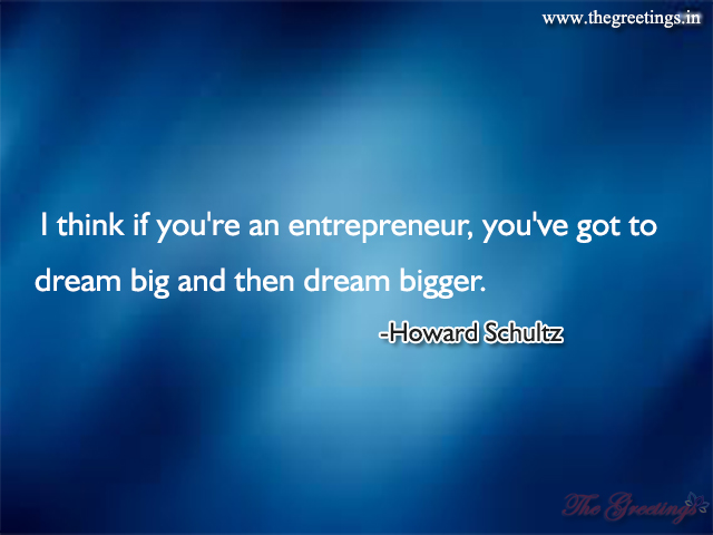 entrepreneur about quote