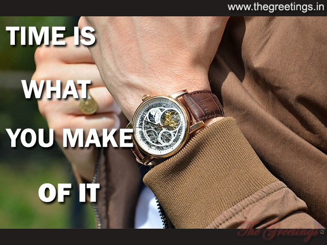 timepieces quotes