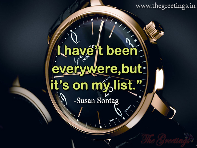 watch gift quotes