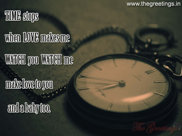 watches and love quotes