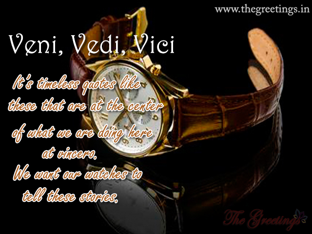 wrist watch love quotes