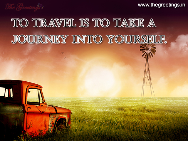 Happy Journey Quotes for Hubby