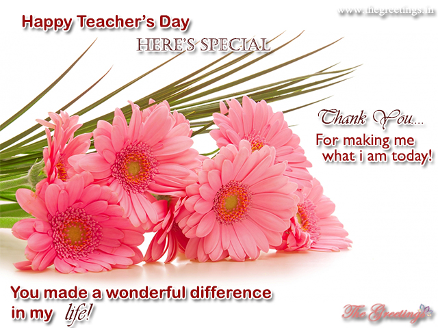 5 September Teachers Day Quotes