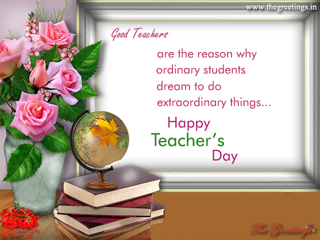 best teachers day images
