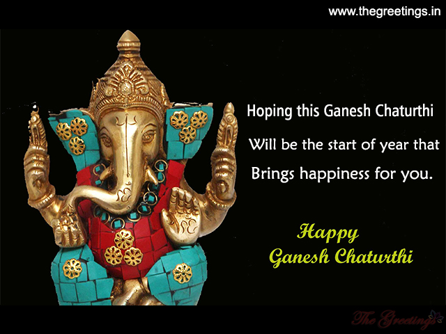 Ganesh Chaturthi Wishes, Message, Quotes, Caption