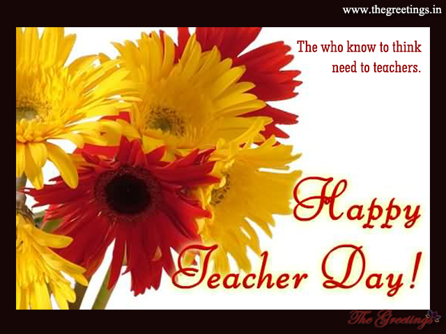 Happy teachers day quotes inspirational message greetings poems happy teachers day wallpaper m4hsunfo