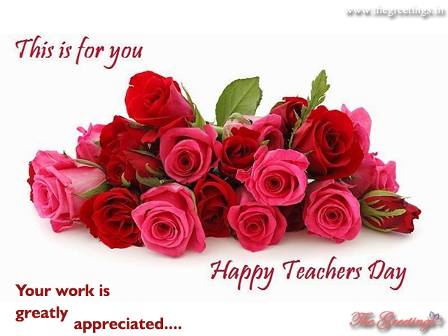teachers day images cards