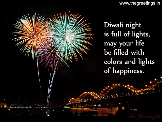 Beautiful Diwali Lights Quotes