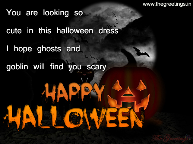 Halloween wishes for friends, Halloween wishes saying and ...