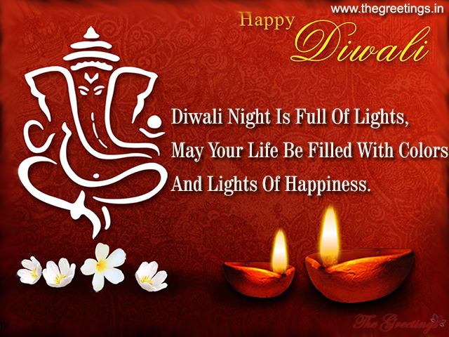 Diwali Best wishes card