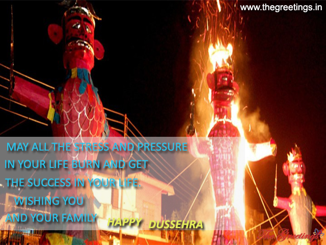 Dussehra and Vijaydashami wishes