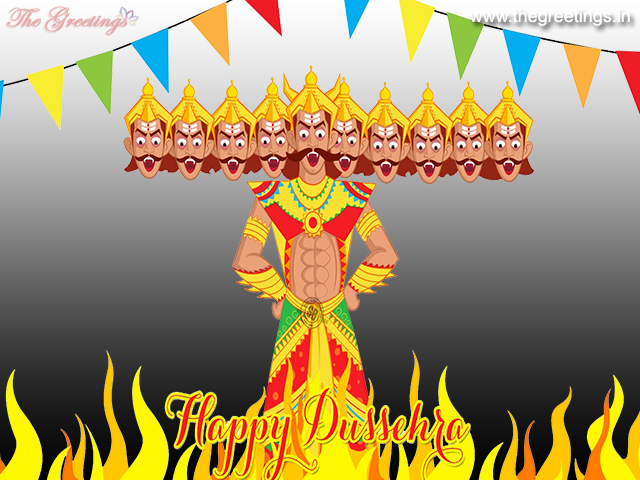 Dussehra wishes with HD images