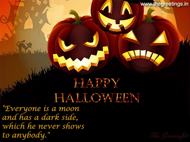 Funny Happy Halloween images