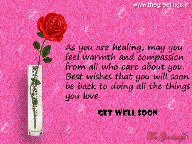 Get well soon cards for colleagues