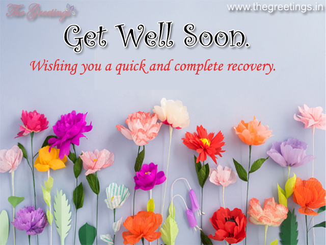 Get well soon cards for relatives