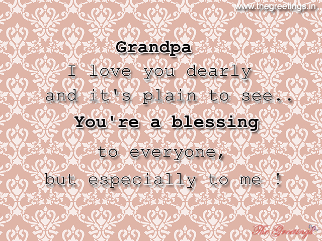 best quotes about grandfather