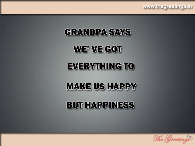 quotes about grandfather