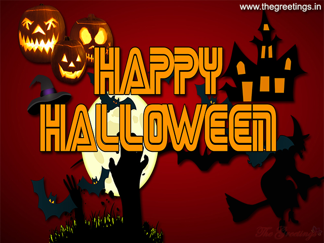 Halloween cards with pictures