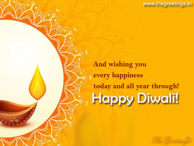 Happy Deepavali Message