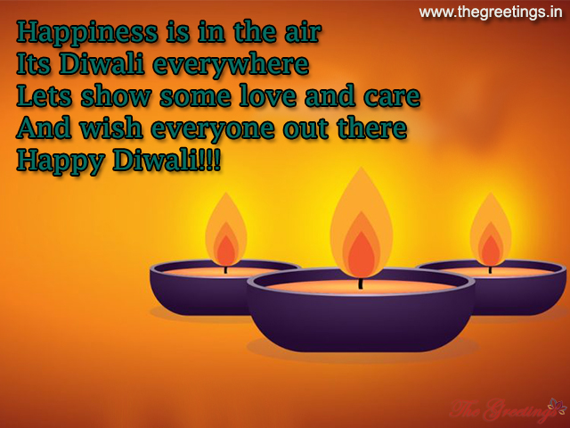 Happy Diwali 2018 Messages