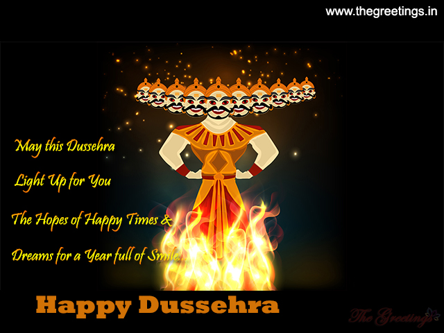 happy dusshera wishes cards