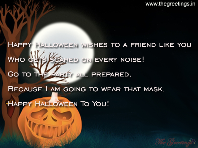 Happy Halloween To You Picture
