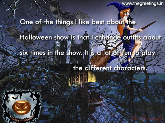 Quotes About Happy Halloween