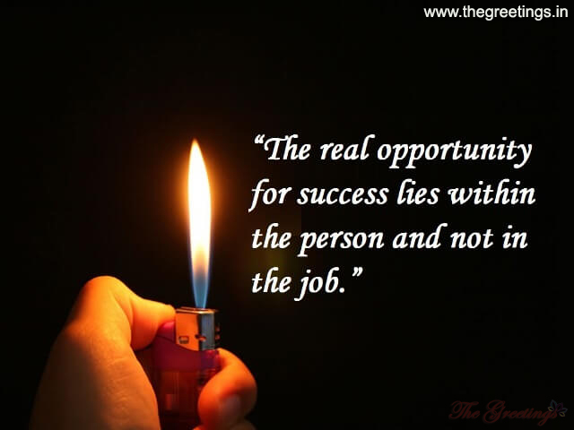 life sayings about opportunity