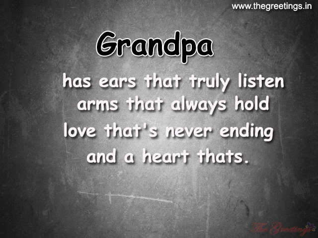 Grandpa quotes and images