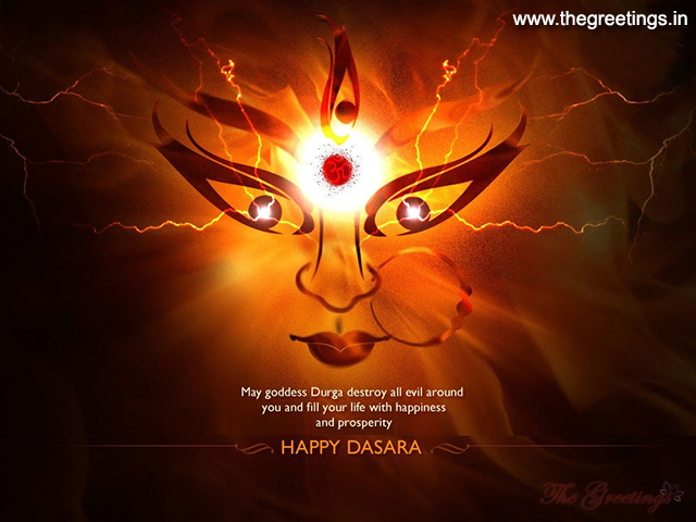 Quotes-On Dussehra in English