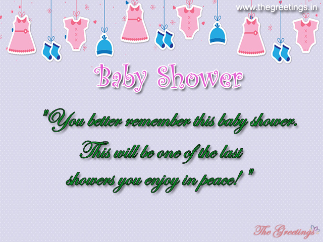 baby shower whatsapp images