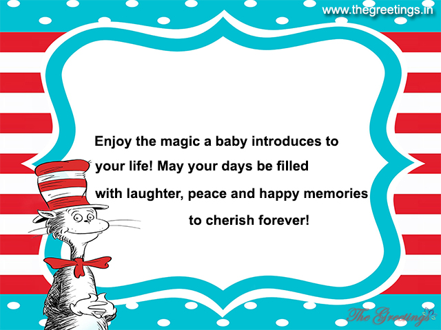 Best baby shower sayings