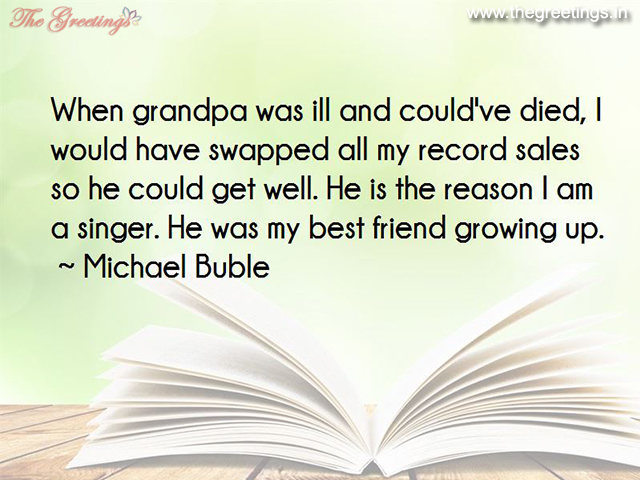 beautiful grandfather quotes