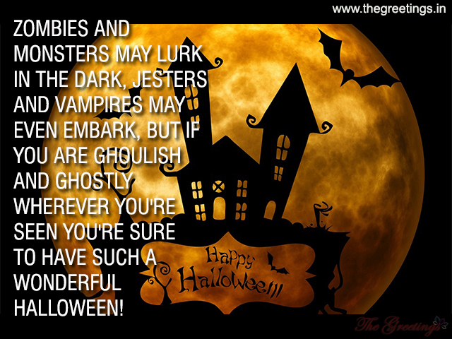 great halloween quotes