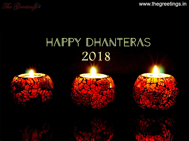 happy dhanteras wishes wallpaper