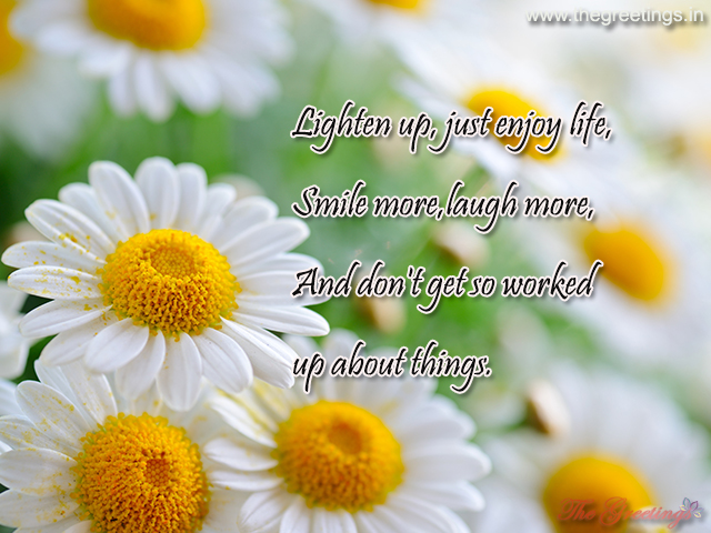 positive life sayings