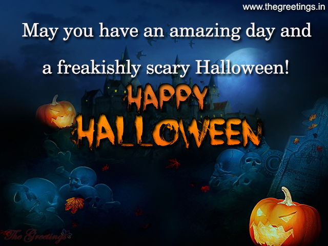 quotes and pictures of happy halloween