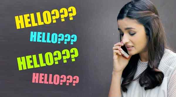 why say hello on phone